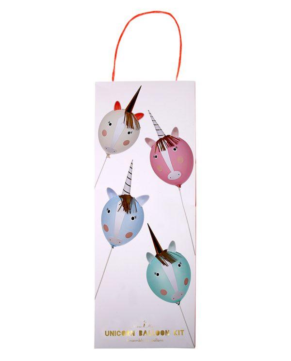 mongoose store meri meri ballon set eenhoorn