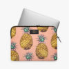 mongoose store wouf ananas laptop sleeve front