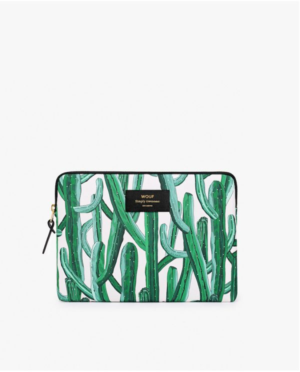 mongoose store wouf wild cactus ipad sleeve front