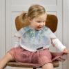 elodie details embedding bloom bib meisje