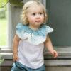 elodie details embedding bloom kwijlsjaaltje meisje