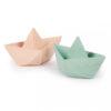 oli and carol origami boot nude mint badspeeltje