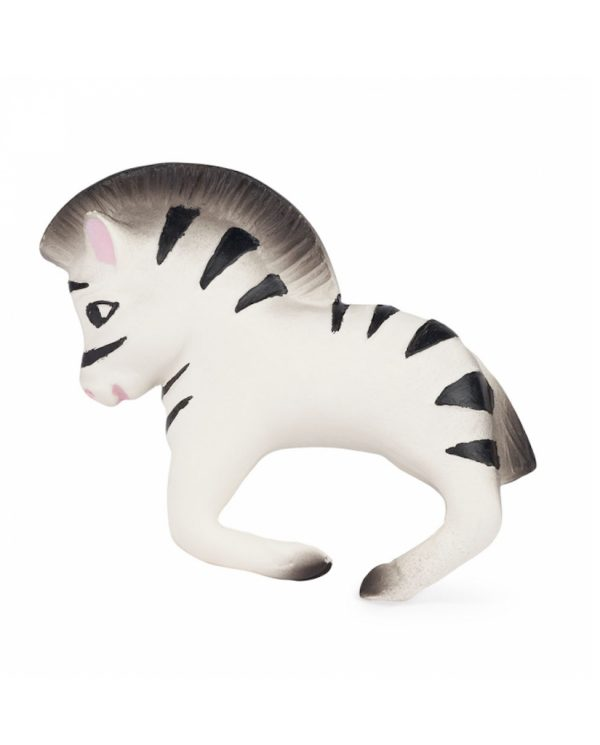 oli and carol mongoose store zebra teether