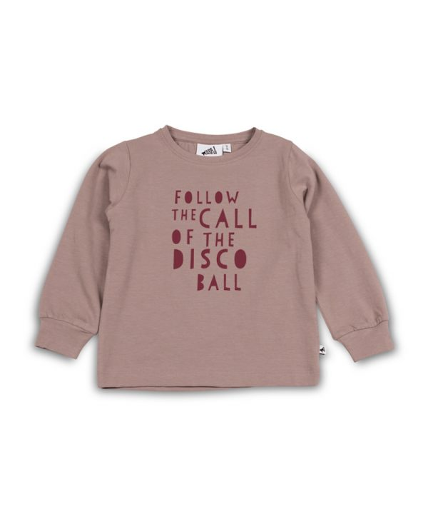 cos i said so disco ball long sleeve tshirt mongoose store