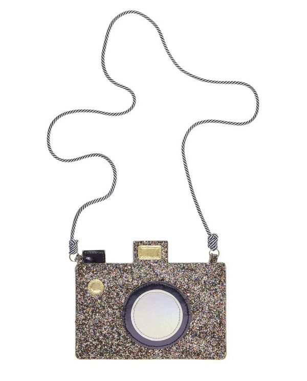 mimi and lulu glitter camera tas mongoose store voor