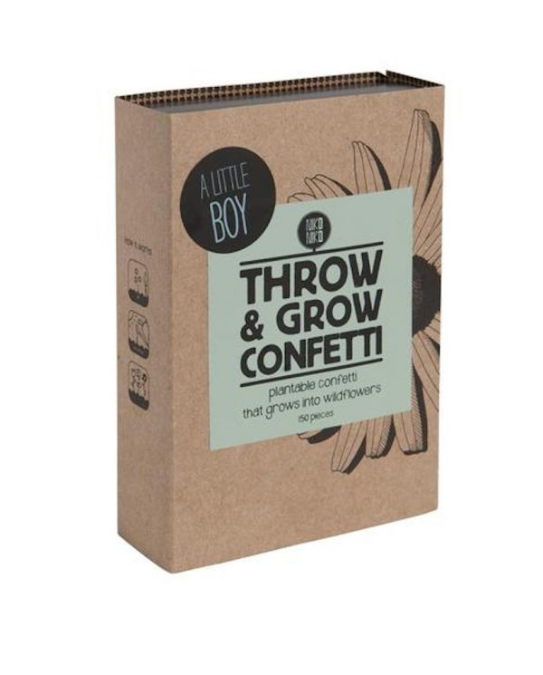 throw and grow confetti boy niko niko mongoose store