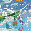 omy mongoose store coloring poster ocean detail