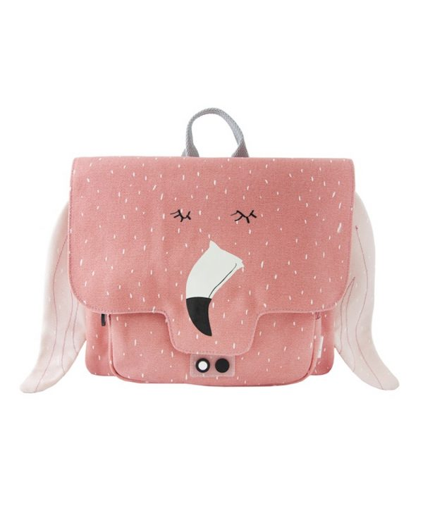 trixie baby boekentas flamingo mongoose store